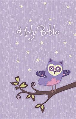 Holy Bible-NKJV-Owl