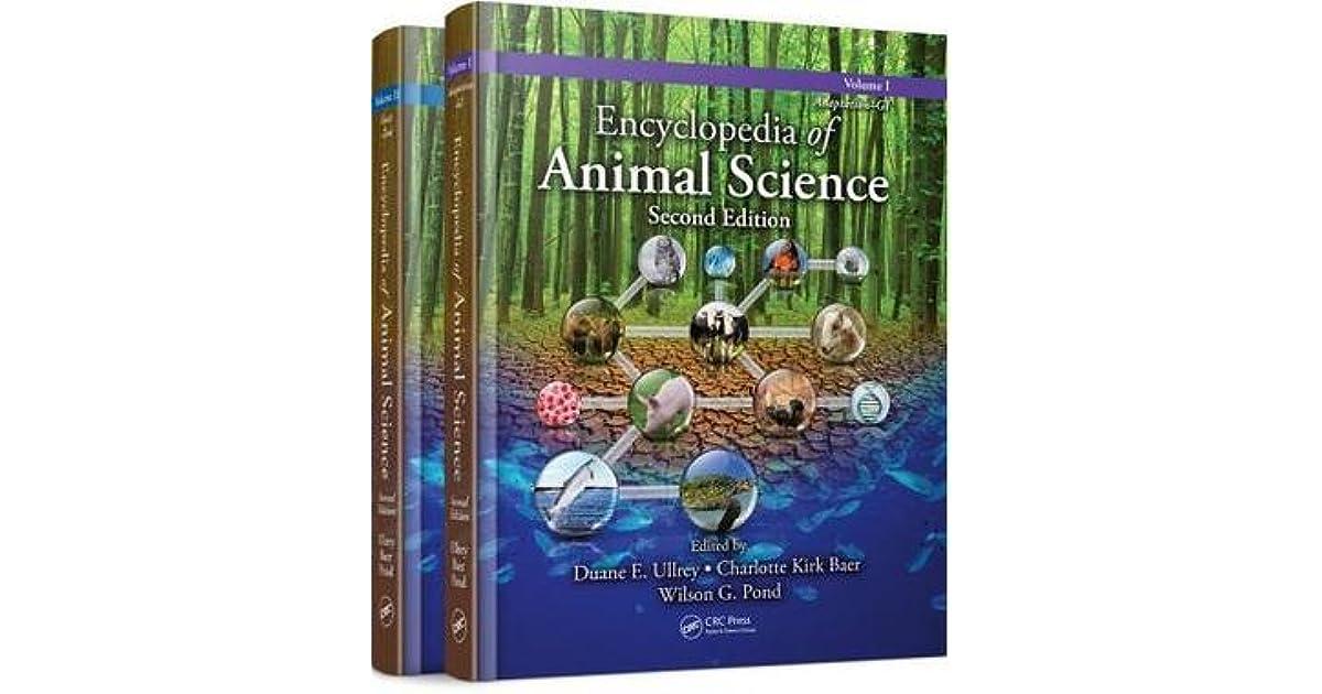 Encyclopedia of Animal Science
