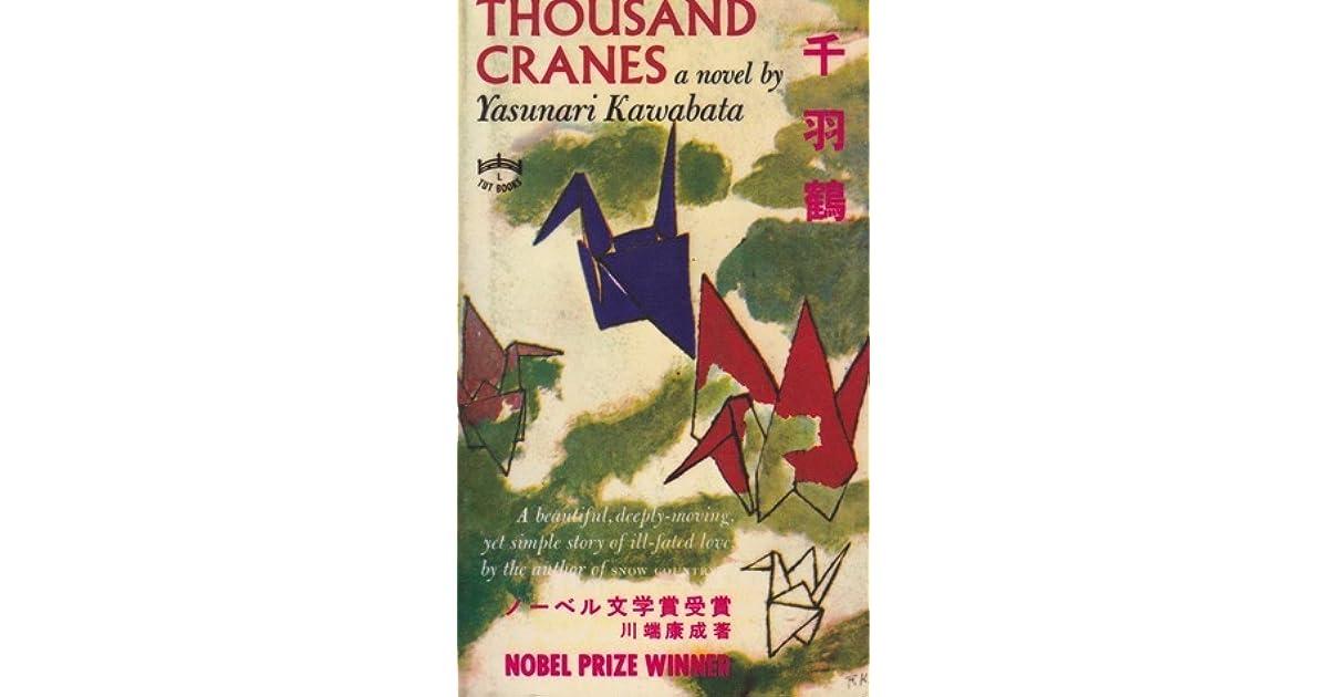 a reflective statement on the novel snow country by yasunari kawabata