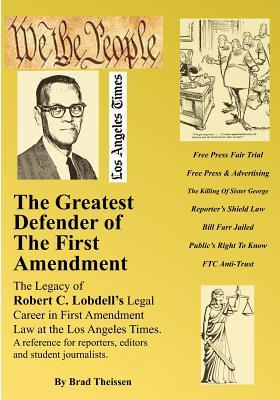 The Greatest Defender Of The First Amendment