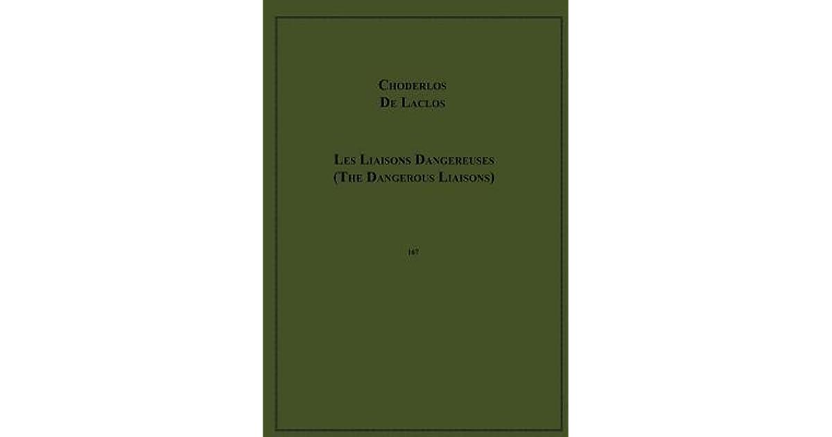 Les Liaisons Dangereuses By Pierre Choderlos De Laclos 2 Star Ratings