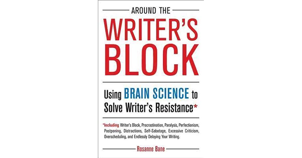 Image result for around the writers block book