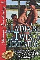 Lydia's Twin Temptation (Divine Creek Ranch, #8)