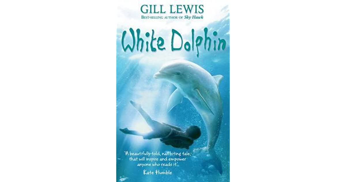 White dolphin by gill lewis fandeluxe Image collections
