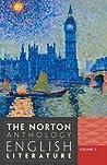 The Norton Anthology of English Literature, Volume 2 by Stephen Greenblatt