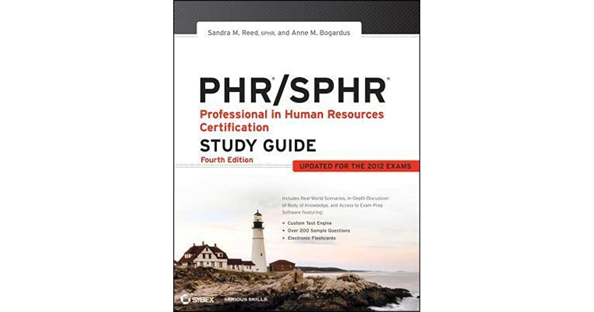 Phrsphr Professional In Human Resources Certification Study Guide