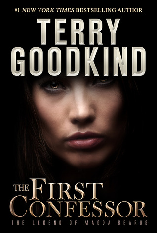 The First Confessor (The Legend of Magda Searus, #1)