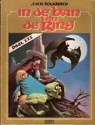 In de ban van de Ring Deel III Graphic Novel
