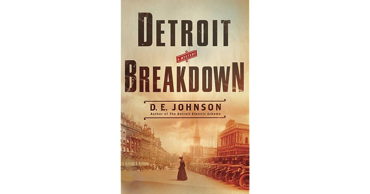 Detroit Breakdown By De Johnson