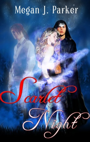 Scarlet Night (Behind The Vail, #1)