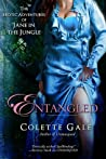Entangled: An Unexpected Menage (The Erotic Adventures of Jane in the Jungle, #2)