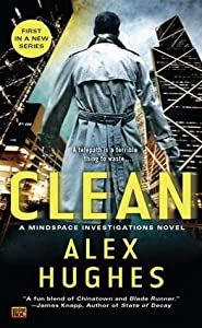 Clean (Mindspace Investigations, #1)