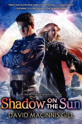 Shadow on the Sun (Hell's Cross, #3)
