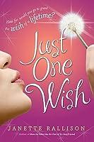 Just One Wish