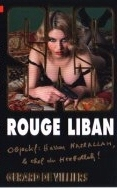 Rouge Liban (SAS, #166)