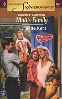 Matt's Family (Brennan Brothers, #2)