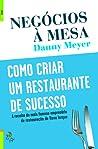 Negócios à Mesa - Como criar um restaurante de sucesso