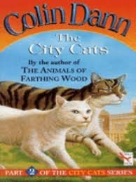 The City Cats by Colin Dann
