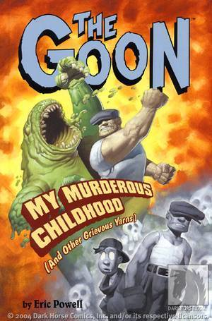 The Goon, Volume 2 by Eric Powell