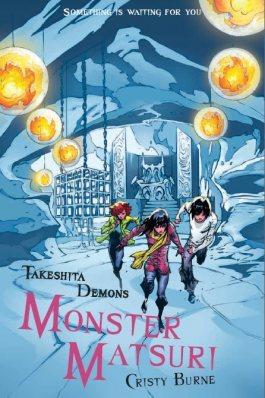 Monster Matsuri by Cristy Burne