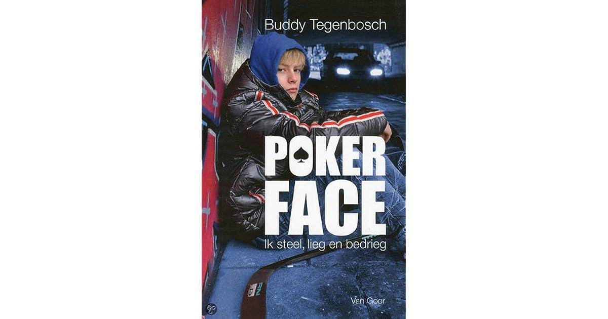 Pokerface By Buddy Tegenbosch