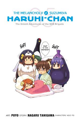 Download The Melancholy Of Suzumiya Haruhi Chan The Untold Adventures Of The Sos Brigade Vol 05 By Nagaru Tanigawa