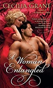 A Woman Entangled (Blackshear Family, #3)