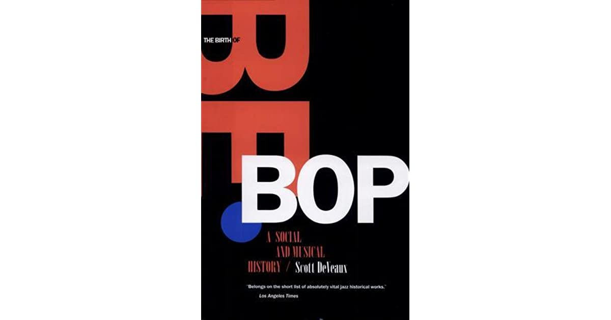 the history of bebop a challenging music art form I'll add: it was basically bebop that transformed jazz from pop music to art music or musician's music, and introduced the whole pretension about that into jazz it is comparable to the beginning of prog rock, in jazz.