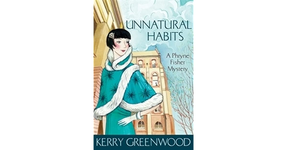 Image result for unnatural habits miss fisher