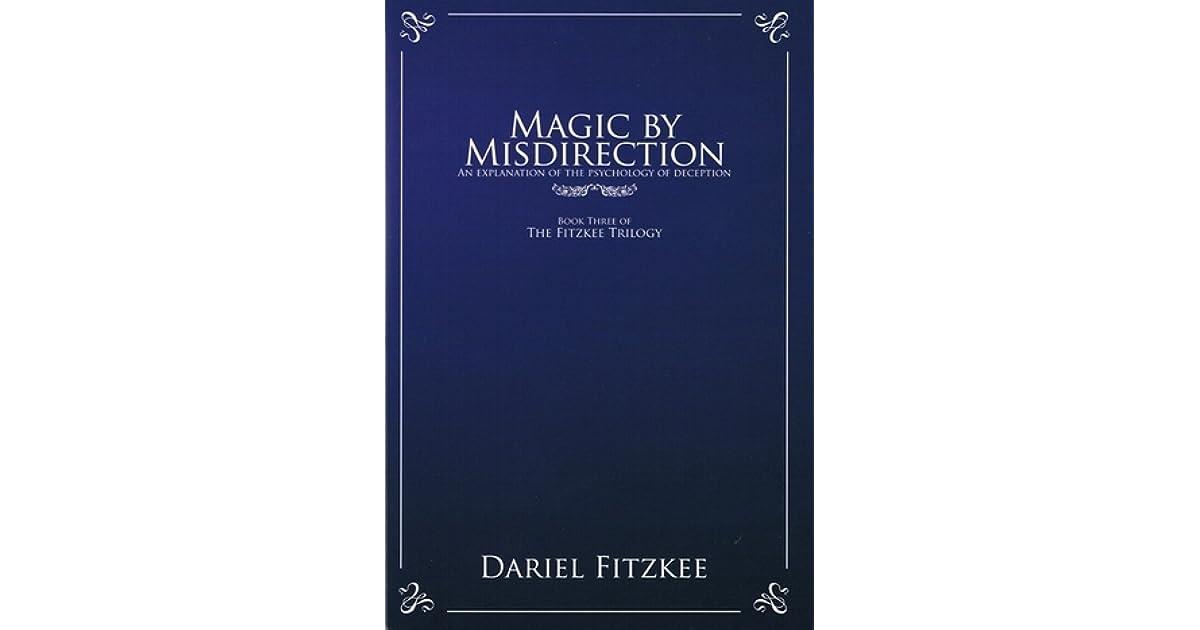 Dariel fitzkee magic by misdirection pdf to jpg
