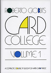 Card College Volume 1