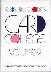 Card College Volume 2