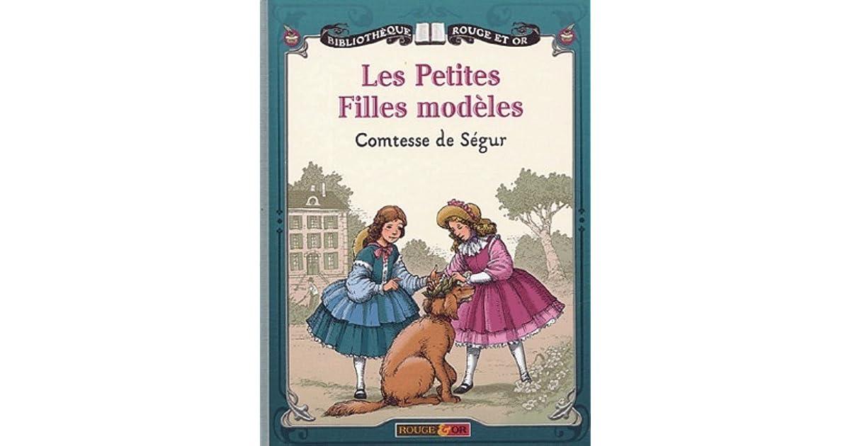 Les Petites Filles Modèles By Comtesse De Ségur
