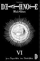 Death Note Black Edition: Tome 6
