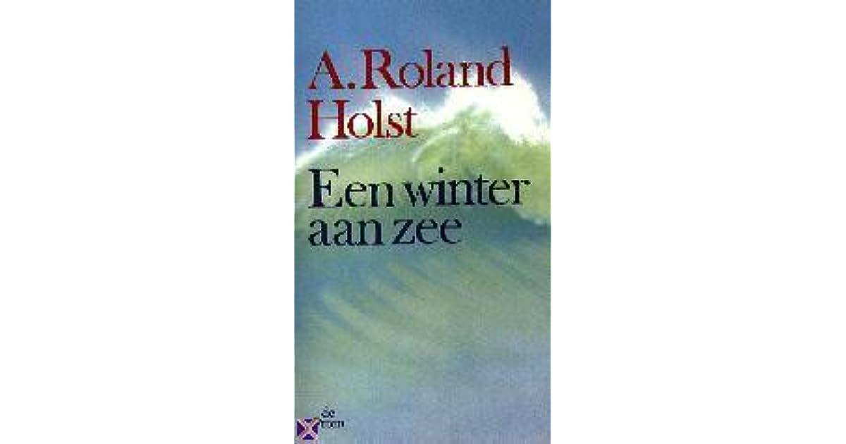 Een Winter Aan Zee By Adriaan Roland Holst