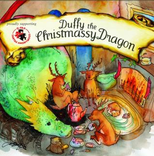 Duffy The Christmassy Dragon