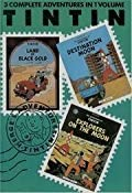 The Adventures of Tintin, Vol. 5: Land of Black Gold / Destination Moon / Explorers on the Moon
