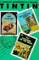 Adventures of Tintin: Land of Black Gold, Destination Moon & Explorers on the Moon