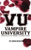 Vampire University (Vampire University, #1)