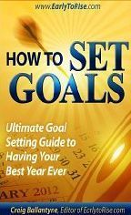 Goal Setting- How to Cr