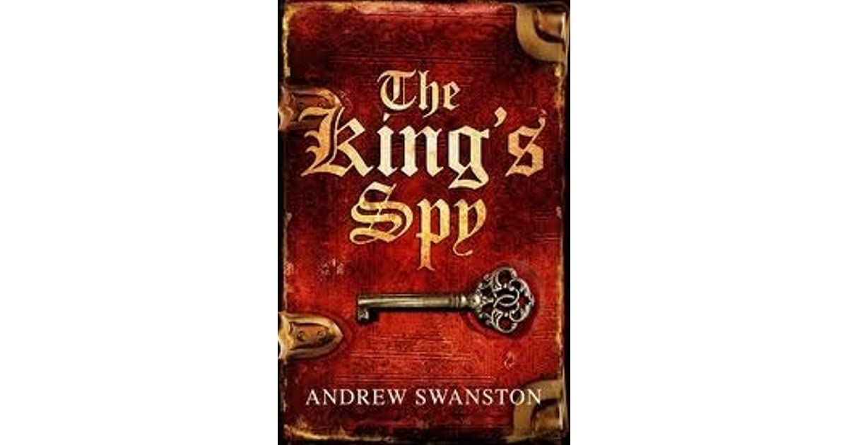 The kings spy thomas hill 1 by andrew swanston fandeluxe Choice Image