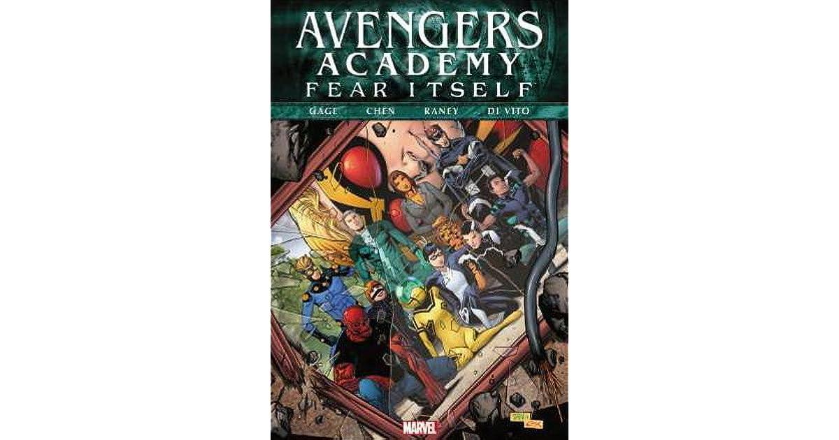 Marvel Comics AVENGERS ACADEMY #16 first printing Fear Itself