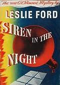 Una sirena en la noche - Leslie Ford 11702342._SX120_