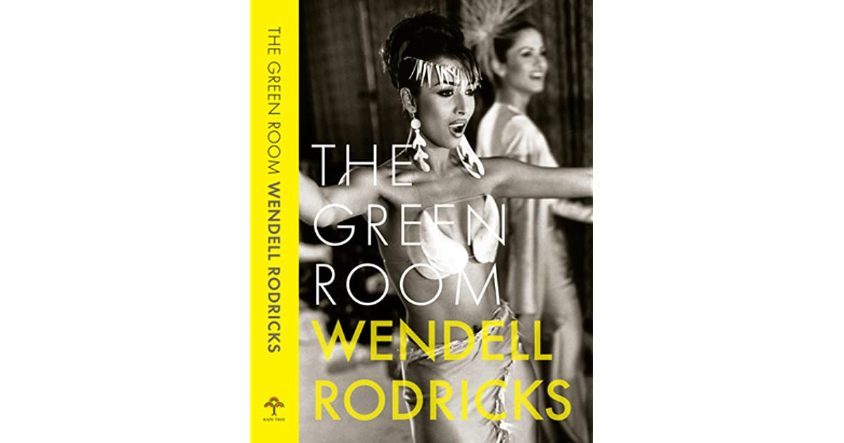 Image result for The Green Room by Wendell Rodricks book