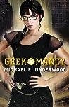 Book cover for Geekomancy (Ree Reyes, #1)