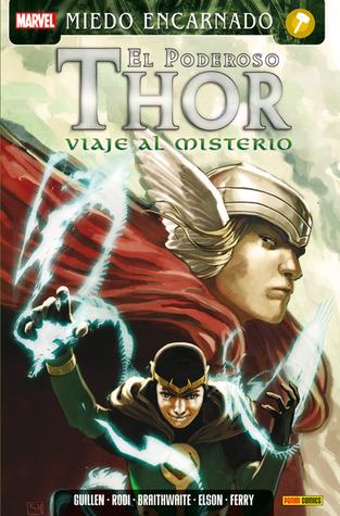 El Poderoso Thor by Kieron Gillen