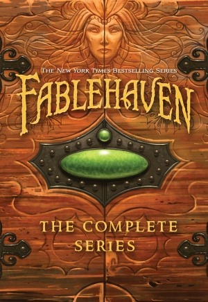 Fablehaven The Complete Series Boxed Set Fablehaven 1 5 By Brandon Mull