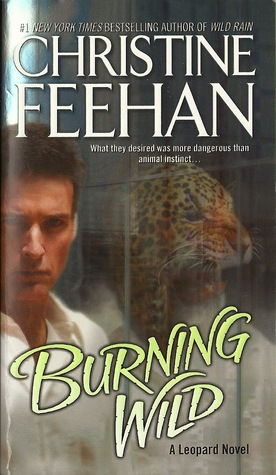 Burning Wild by Christine Feehan