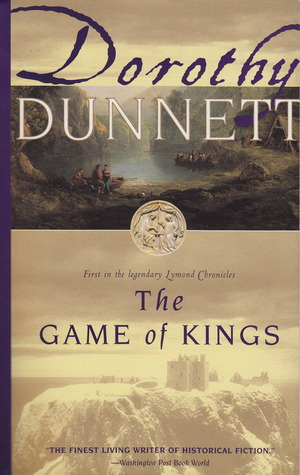 Picture of the cover for The Game of Kings by Dorothy Dunnett