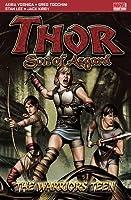 The Warriors Teen (Thor: Son of Asgard, #1)